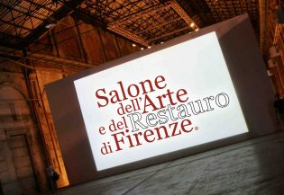 12625CAPuS project presented at the 6th International Art and Restoration Fair in Florence, Italy