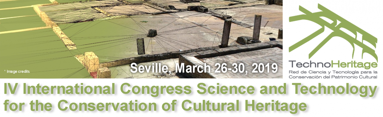 CAPuS project presentation at the TECHNOHERITAGE2019 in Seville, Spain