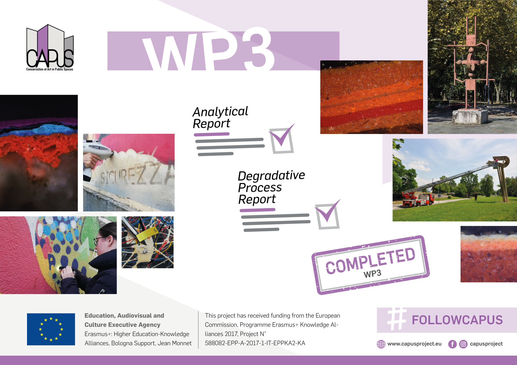 Work Package 3: Final Report