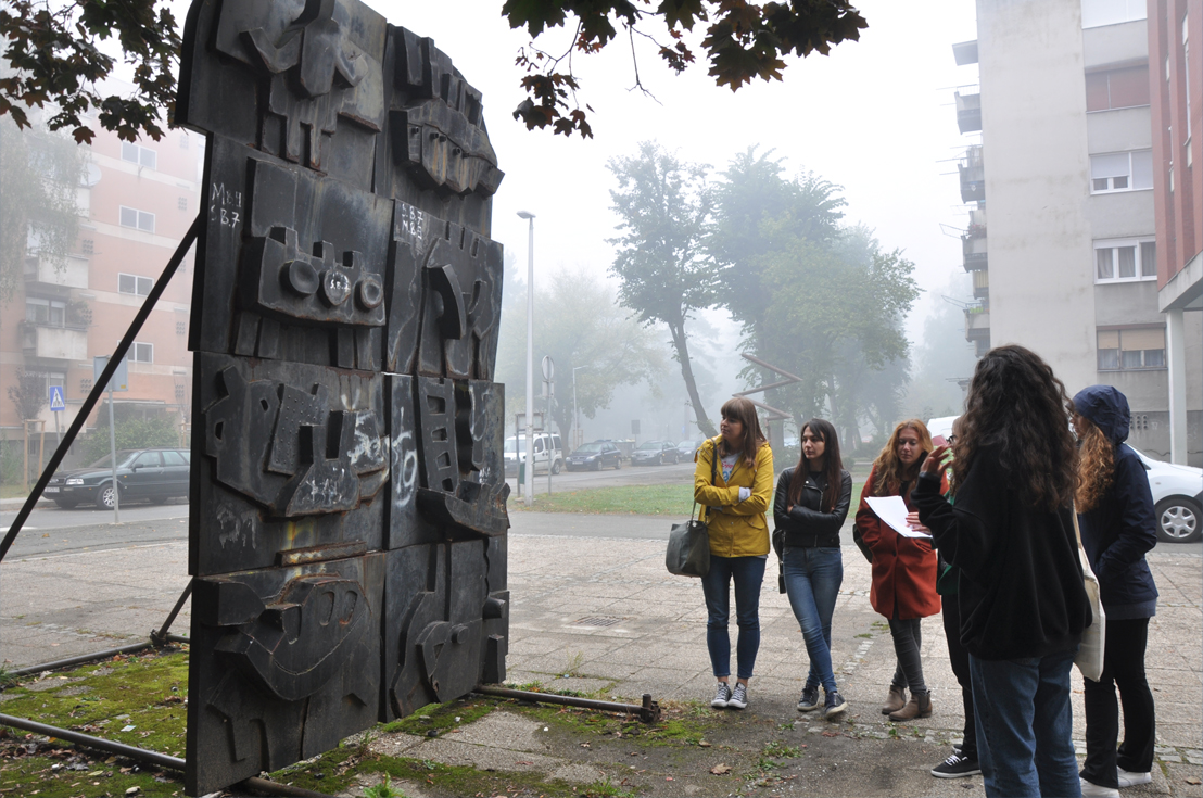 7th Conservation-Restoration Workshop in the Sisak Steelworks Sculpture Park